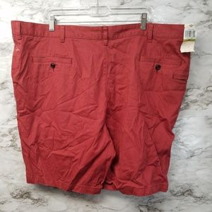 Dockers Mens Cargo Shorts Sz 44 Red New with tags